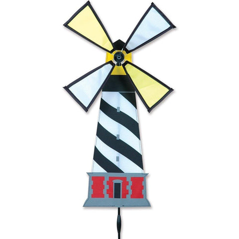 Hatteras Lighthouse Petite Wind Spinner - Kitty Hawk Kites Online Store