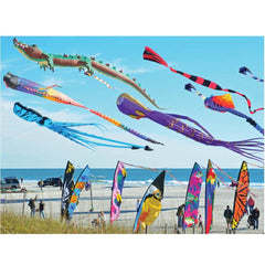 Blow in the Wind Kite 550 Piece Puzzle