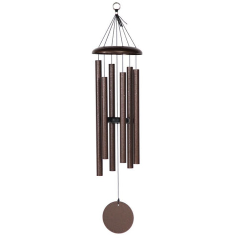 "Corinthian Bells 36"" Copper Vein Chime"