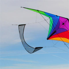 Stunt Kite Wind Shield