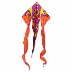 Warm Orbit 6.5 Foot Flo-Tail Delta Kite