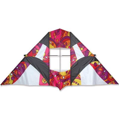 Warm Orbit 8.5 Foot Box Delta Kite - Kitty Hawk Kites Online Store