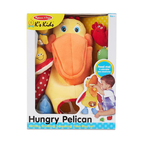 Hungry Pelican Learning Toy by Melissa & Doug - Kitty Hawk Kites Online Store