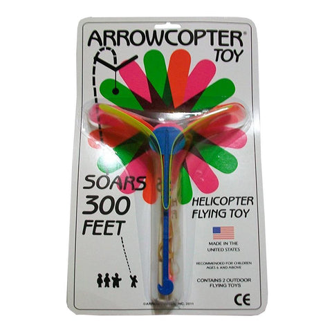 Arrowcopter - 2 Pack - Kitty Hawk Kites Online Store