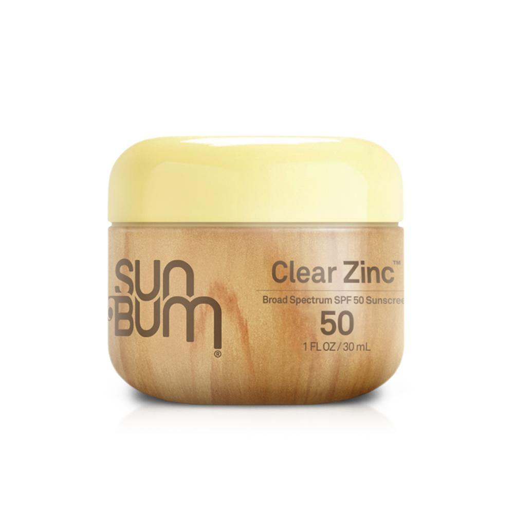 SPF 50 Clear Zinc Sunscreen Lotion - Kitty Hawk Kites Online Store