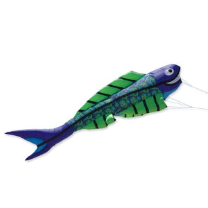 Mega Flying Fish Kite Line Laundry