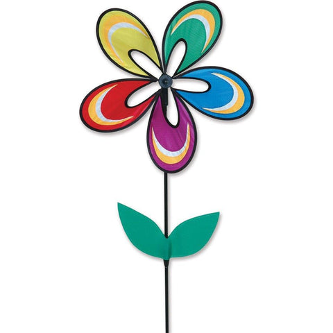 Fantasy Flower Wind Spinner