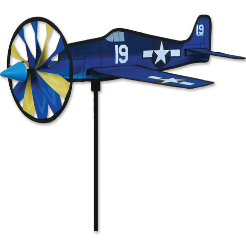Hellcat 20 Inch Airplane Wind Spinner