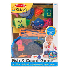 Fish & Count Game by Melissa & Doug