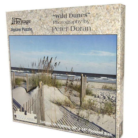Sea Oats Puzzle - Kitty Hawk Kites Online Store