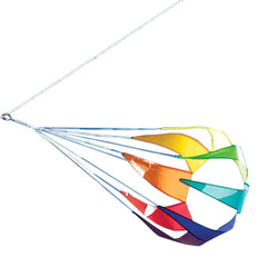 Small Spinning Star Kite Line Laundry