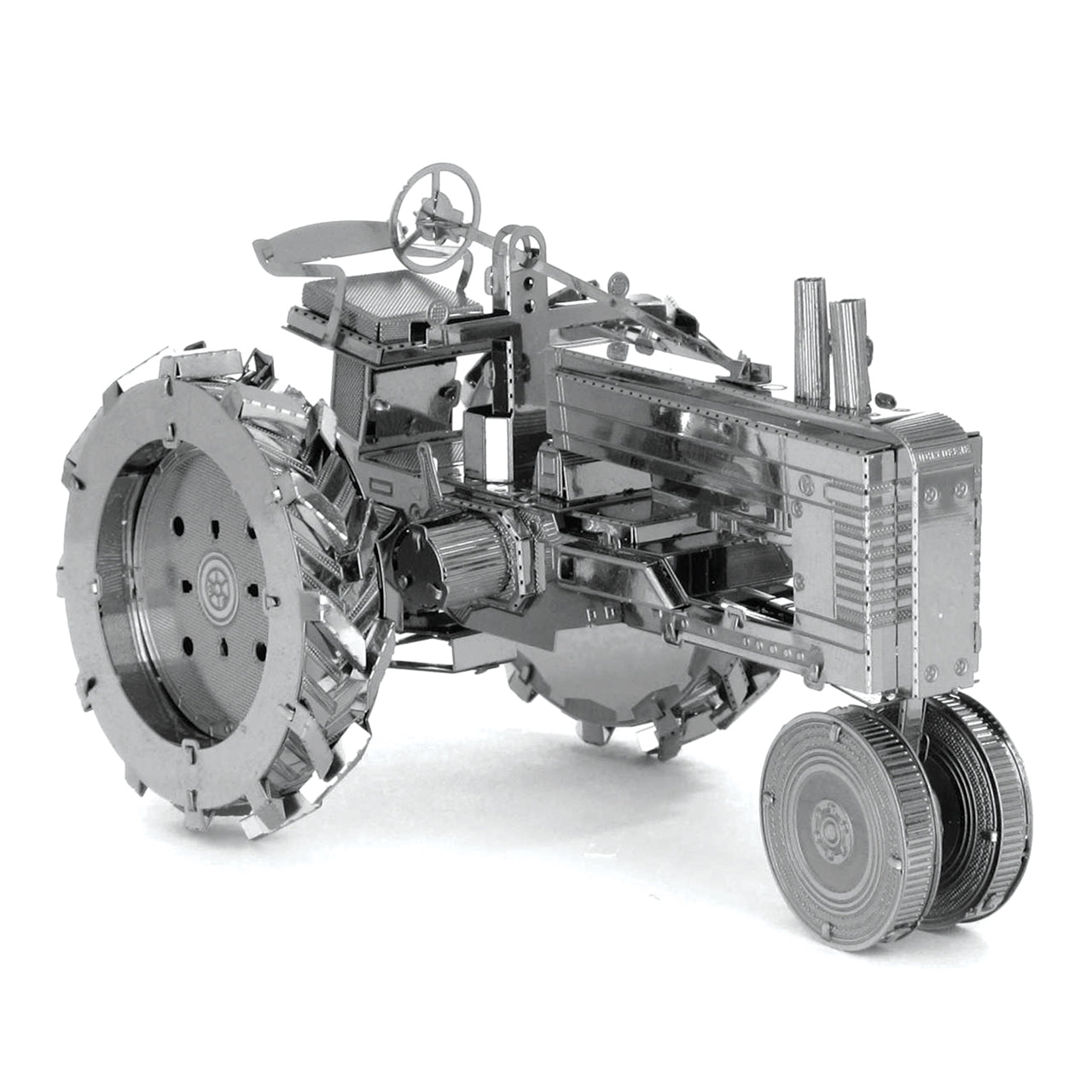 Metal Earth Farm Tractor 3D Model Kit