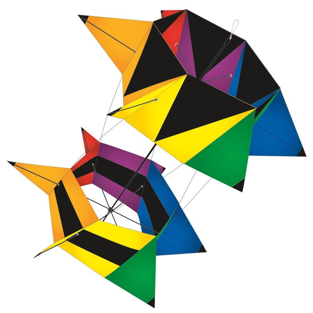 SpinBox 36 Inch Rotating Box Kite