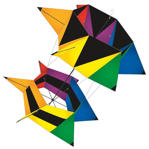 33in Spin Box Kite