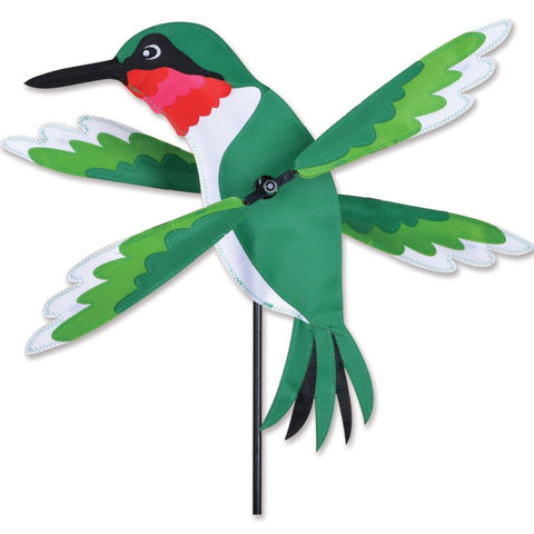 Hummingbird 16 Inch Whirligig Wind Spinner - Kitty Hawk Kites Online Store