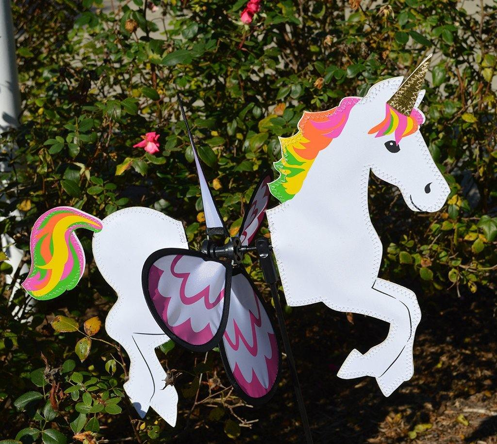 Unicorn Petite Wind Spinner