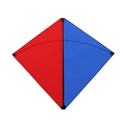 Classic Hata Fighter Diamond Kite