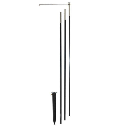 10 Foot 3-Section Heavy Duty Pole