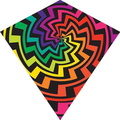 Spiral WindDiamond Kite - Kitty Hawk Kites Online Store