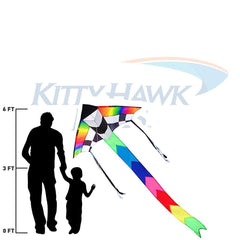Champion Delta Kite - Kitty Hawk Kites Online Store