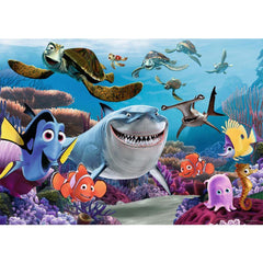 Finding Nemo Smile Puzzle - 60 Pieces