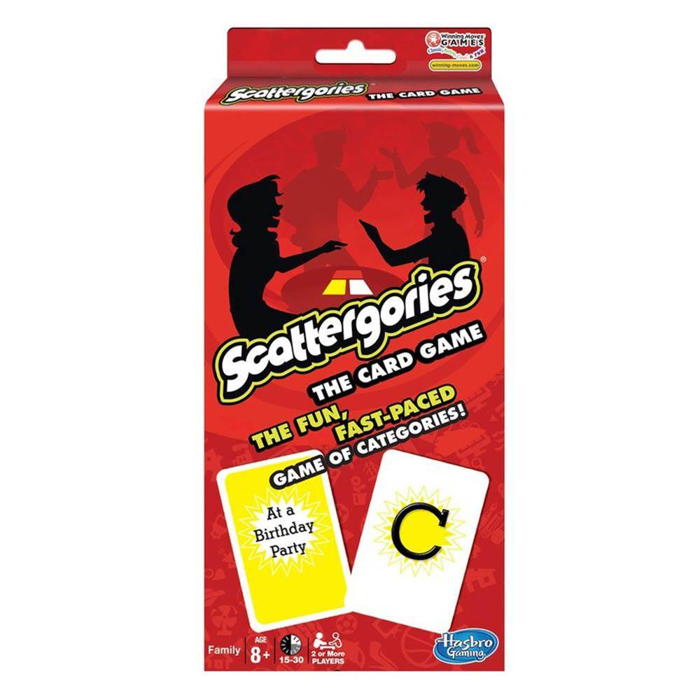 Scattergories® The Card Game - Kitty Hawk Kites Online Store