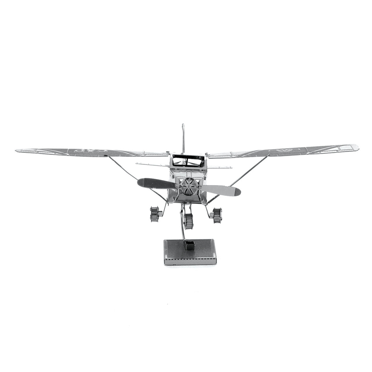 Metal Earth Cessna 172 3D Model Kit