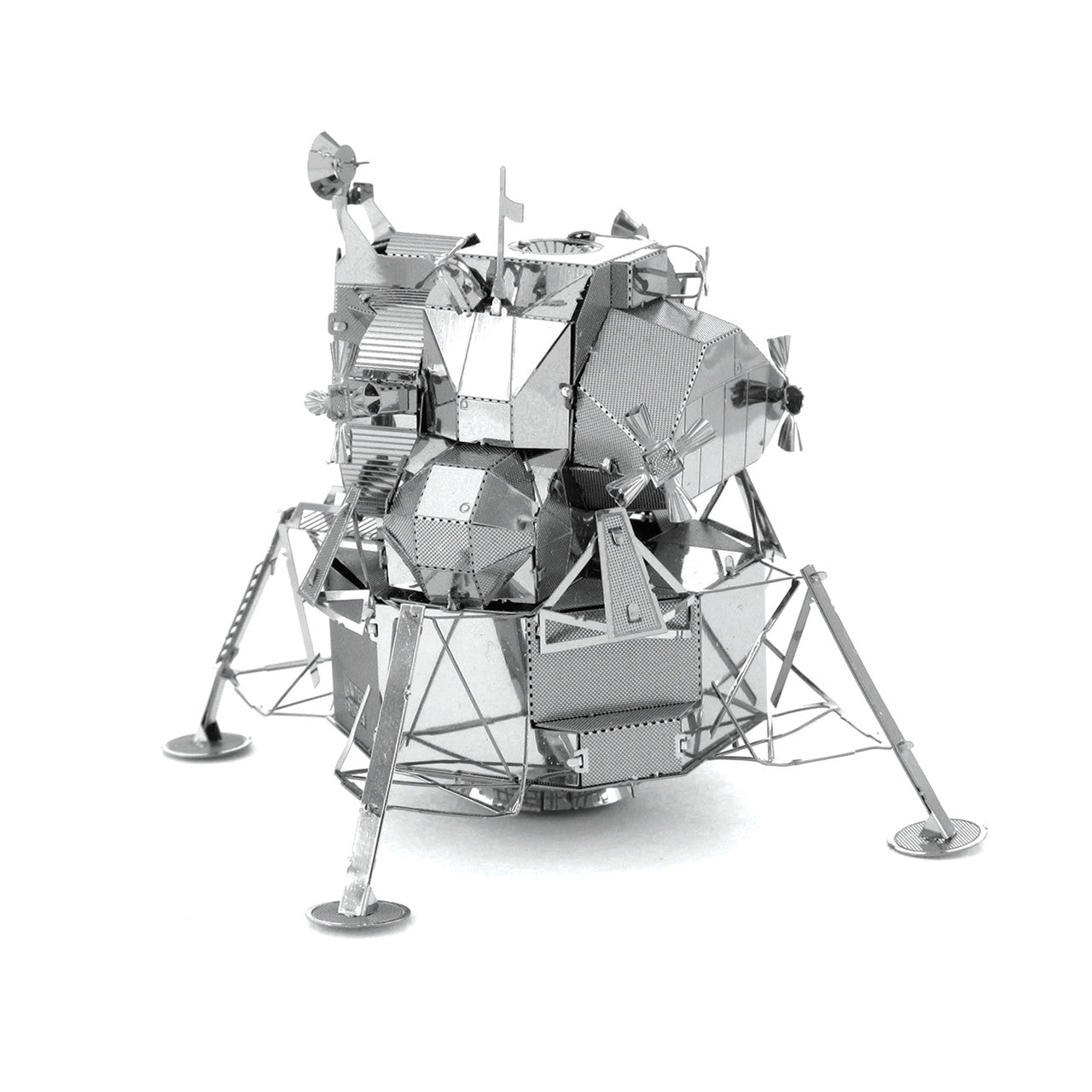 Metal Earth Apollo Lunar Module 3D Model Kit