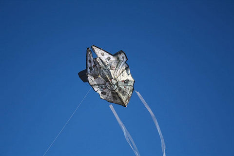 Star Wars Millennium Falcon SuperSize Kite