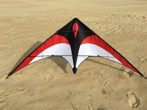 KHK Skyscraper Dual Line Stunt Kite *Exclusive* - Kitty Hawk Kites Online Store