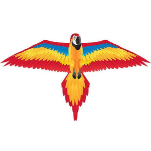 Red 2D Macaw FantasyFlier Kite