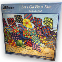 Let's Go Fly a Kite Puzzle