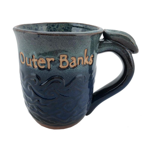 Outer Banks Wave Mug