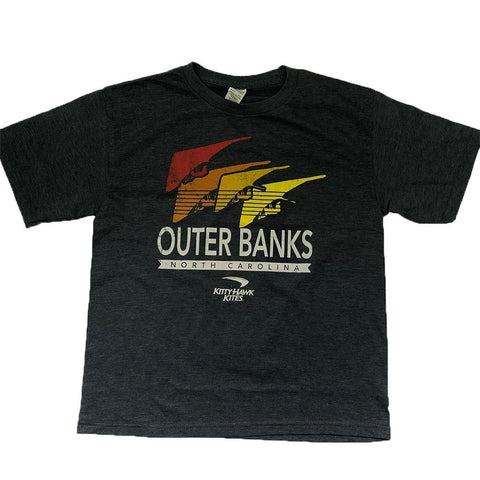 Youth OBX Short Sleeve Quatro Hang Glider Tee