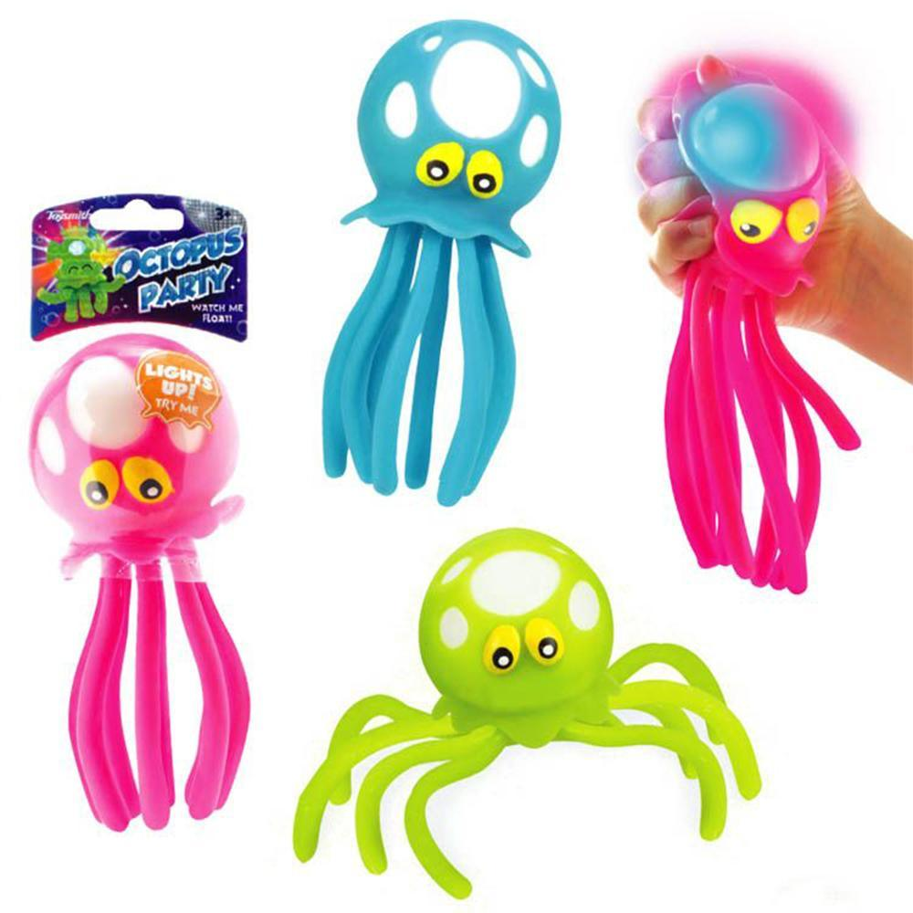Toysmith Octopus Party