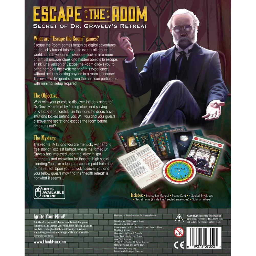 Escape the Room Game