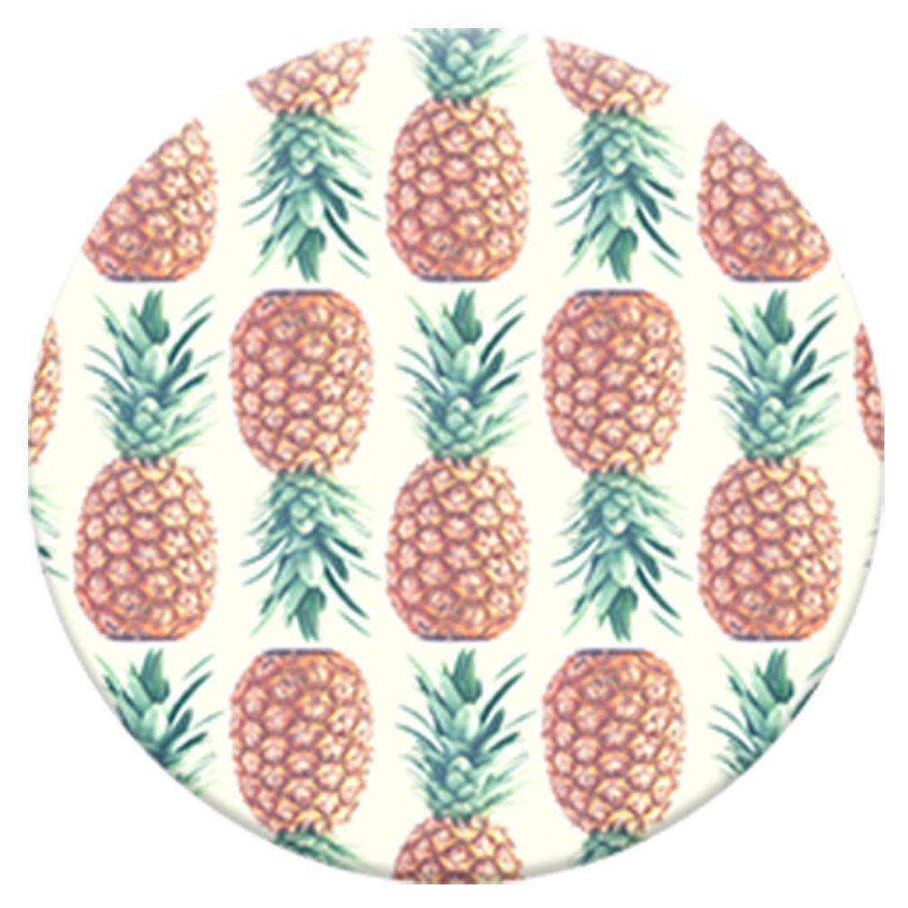 Pineapple Pattern PopGrip - Kitty Hawk Kites Online Store