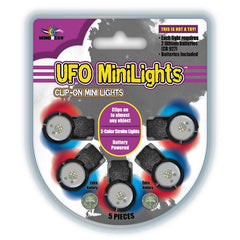 UFO Mini Kite Lights - 5 Pack