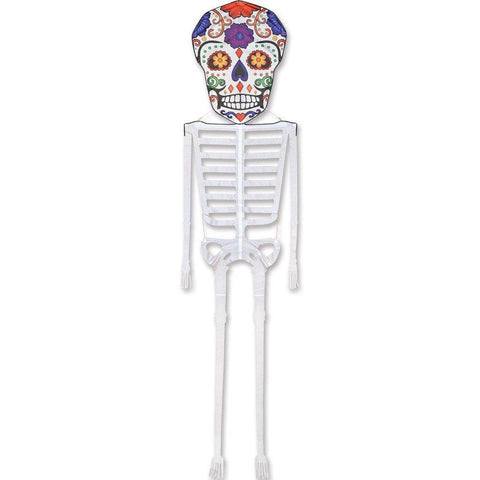 21 Foot Sugar Skull Skeleton Kite