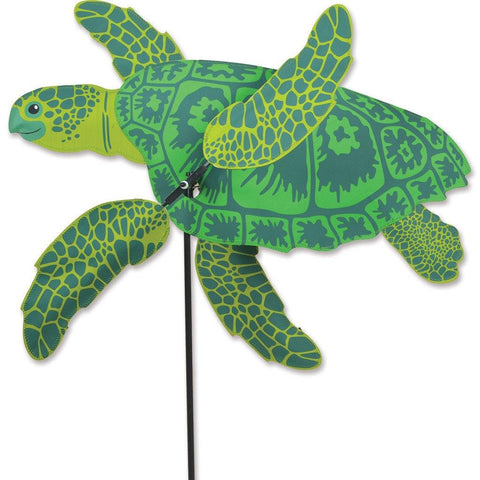 Sea Turtle 27 Inch WhirliGig Wind Spinner
