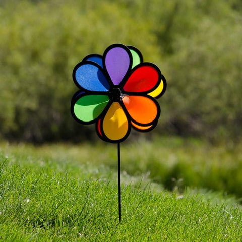 Double Flower Spinner