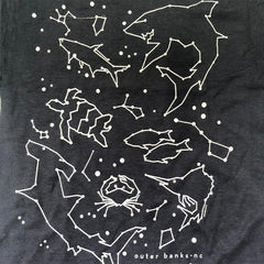OB Youth Sea Life Constellation Tee