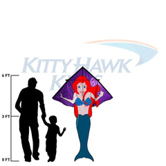 Mermaid 48 Inch Best Flyer Kite