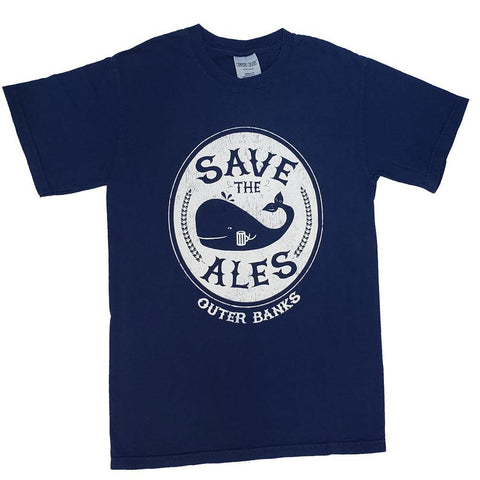 Outer Banks Save The Ales Short Sleeve T-Shirt