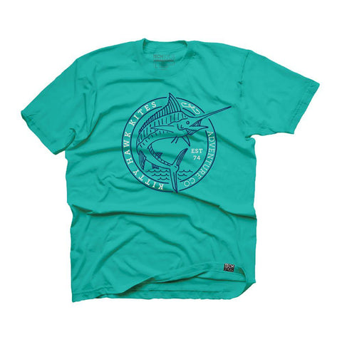 Kitty Hawk Kites Marlin Short Sleeve T-Shirt