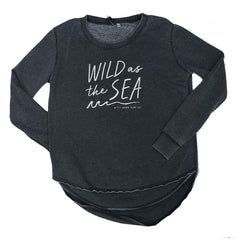 KHSC Wild As The Sea Tunic Sweatshirt