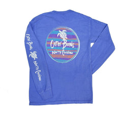 Outer Banks Turtle Long Sleeve T-Shirt