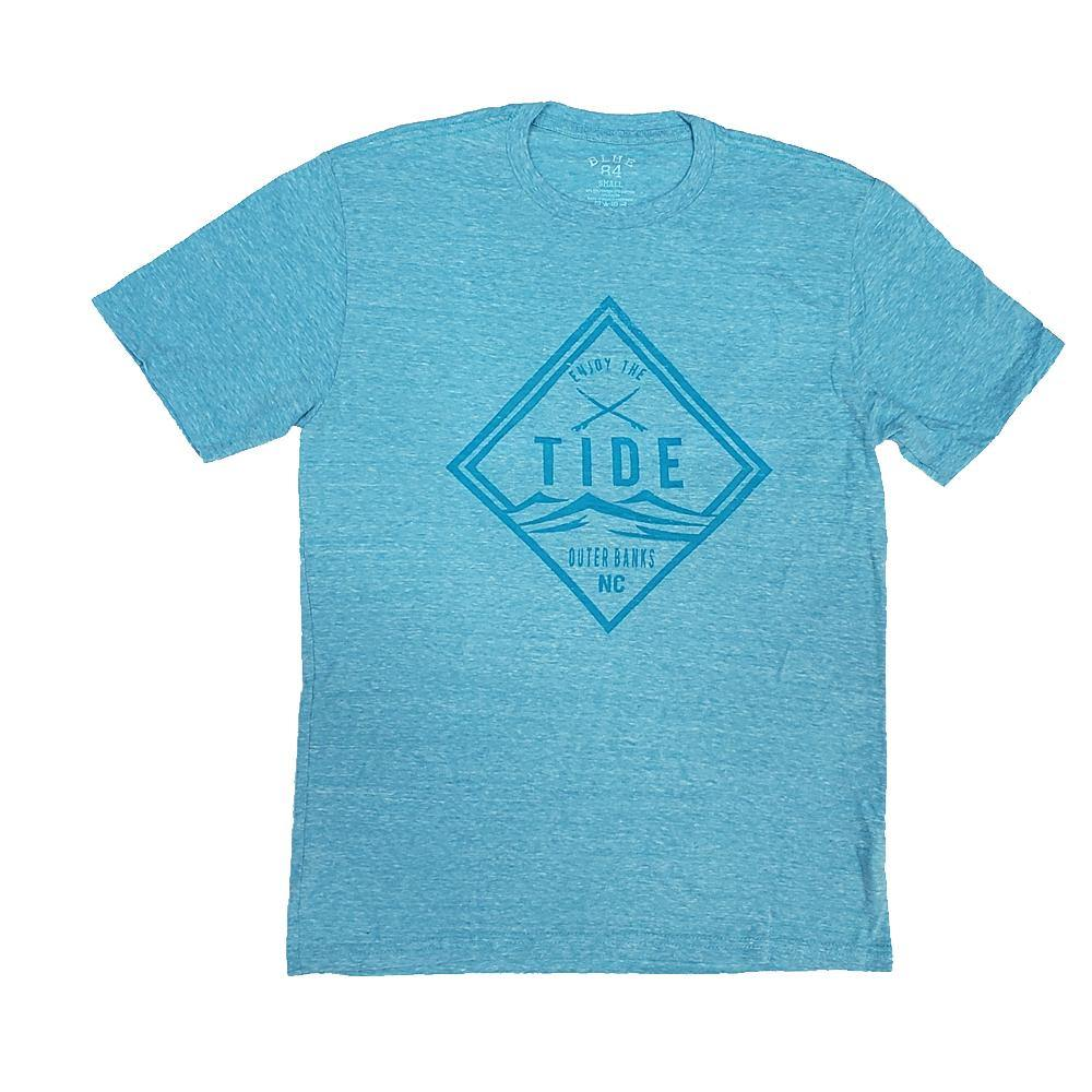 KHSC Enjoy The Tide Short Sleeve T-Shirt