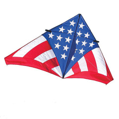 7 Foot USA Levitation Delta Kite