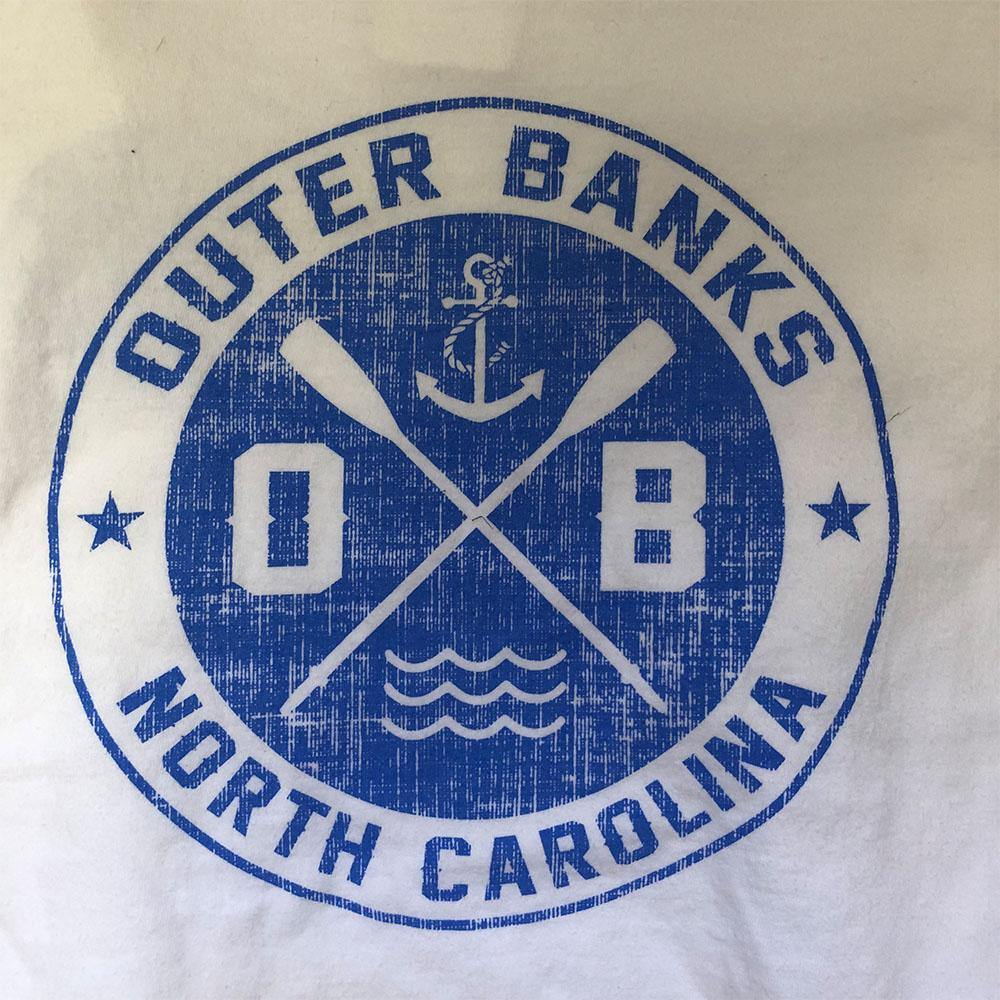 OB X Circle Crossed Oars Long Sleeve Shirt